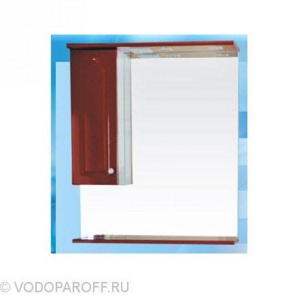 Зеркало для ванной SANMARIA Венге 70 (цвет вишня)