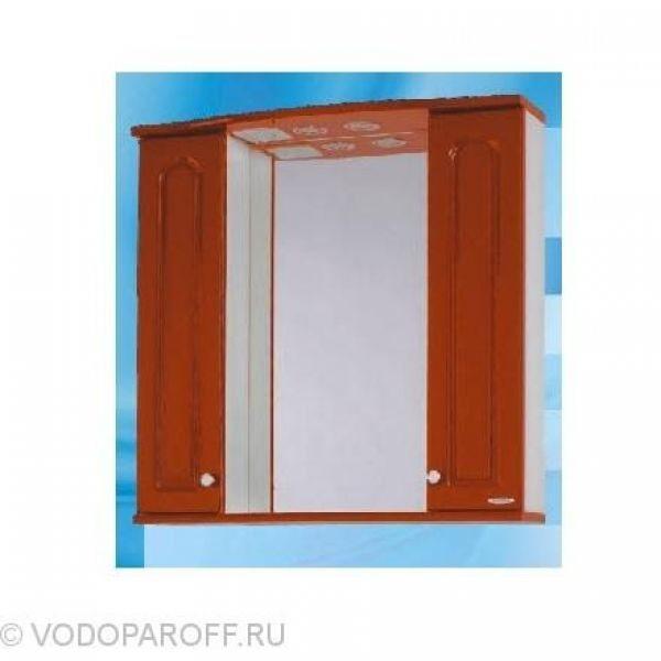 Зеркало для ванной SANMARIA Венге 75 (цвет красный)