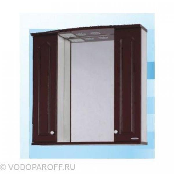 Зеркало для ванной SANMARIA Венге 75 (цвет вишня)