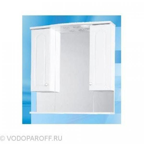 Зеркало для ванной SANMARIA Венге 80 (цвет белый)