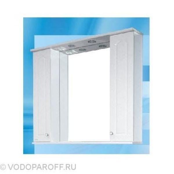 Зеркало для ванной SANMARIA Венге 100 (цвет белый)