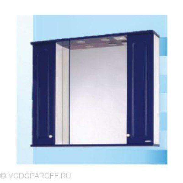 Зеркало для ванной SANMARIA Венге 100 (цвет синий)