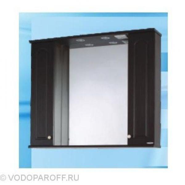 Зеркало для ванной SANMARIA Венге 100 (цвет венге)