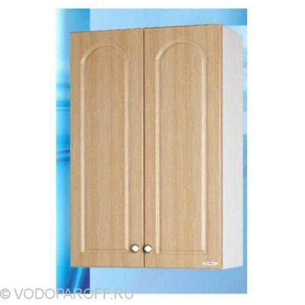 Шкаф подвесной для ванной SANMARIA Венге (цвет лён)