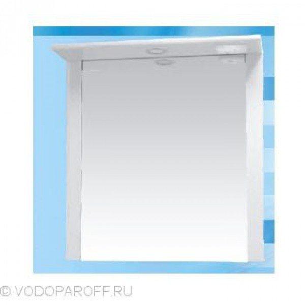 Зеркало для ванной SANMARIA Кристалл 60 (цвет белый)