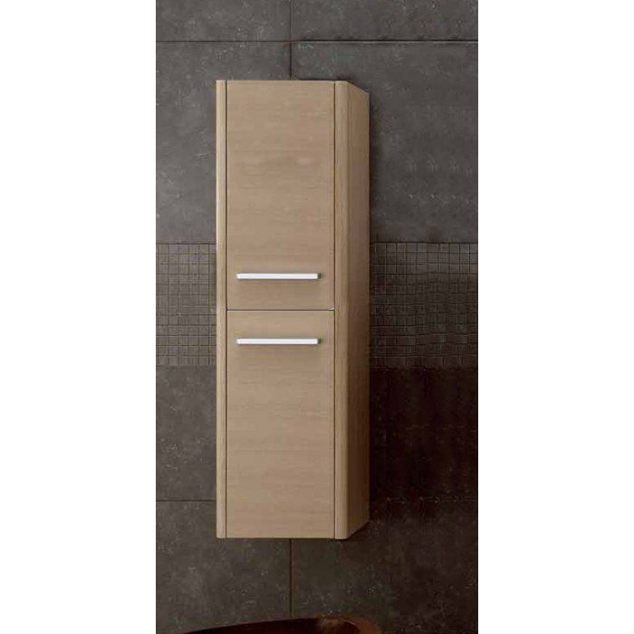 Пенал для ванной комнаты Berloni Bagno DAY CB03 (отделка шпон)