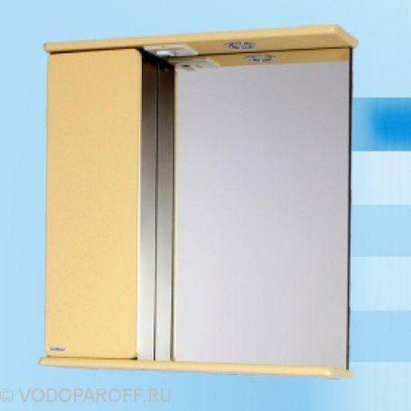 Зеркало для ванной SANMARIA Вена 70 (цвет венге/ваниль)