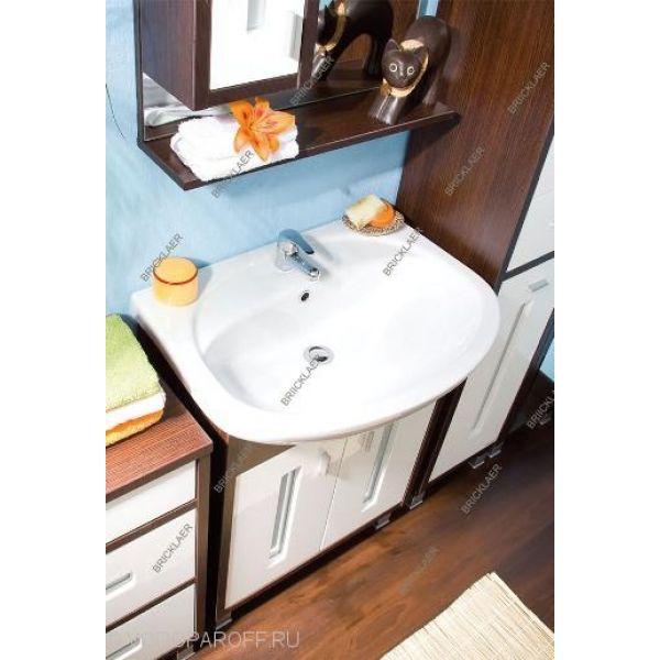 Кoмплект мебели для вaннoй бриклаер Бали 65