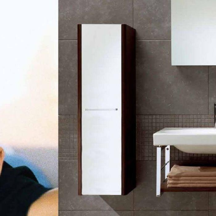 Пенал для ванной комнаты Berloni Bagno DAY CB04 (отделка шпон)