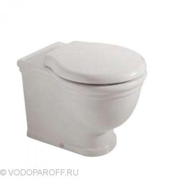 Унитаз напольный приставной Globo PAESTUM PA025