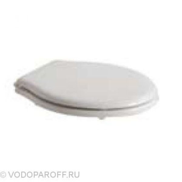 Сидение и крышка для унитазов Globo PAESTUM PA021 (полиэстер, цвет белый)