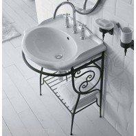 Раковина для ванной Globo PAESTUM PA057 с напольной консолью PA127