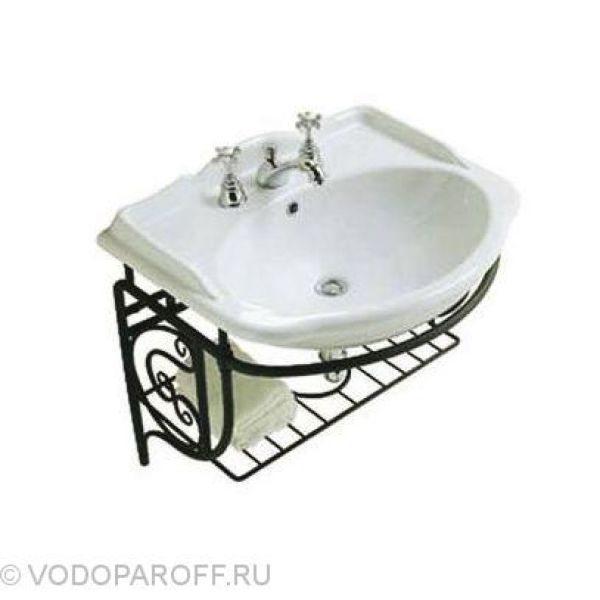 Раковина для ванной Globo PAESTUM PA057 с подвесной консолью PA128