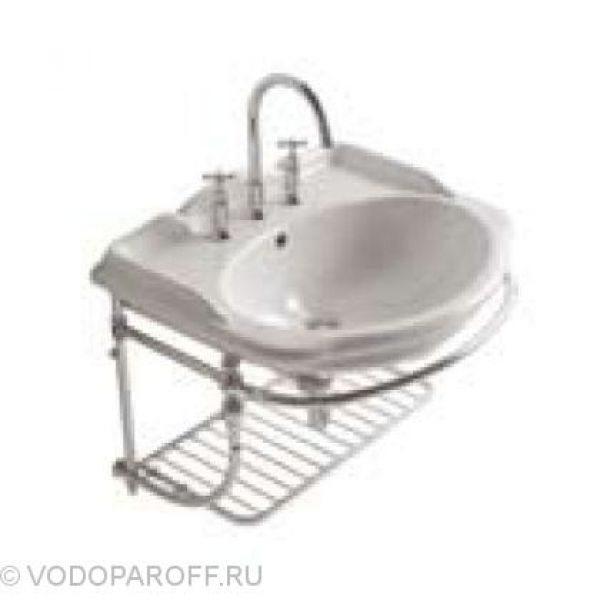 Раковина для ванной Globo PAESTUM PA006 с подвесной консолью PASC06