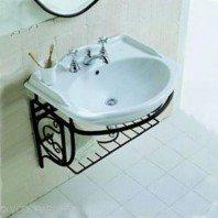 Раковина для ванной Globo PAESTUM PA006 с подвесной консолью PA035