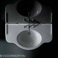 Раковина для ванной на 90 см Globo PAESTUM PA056