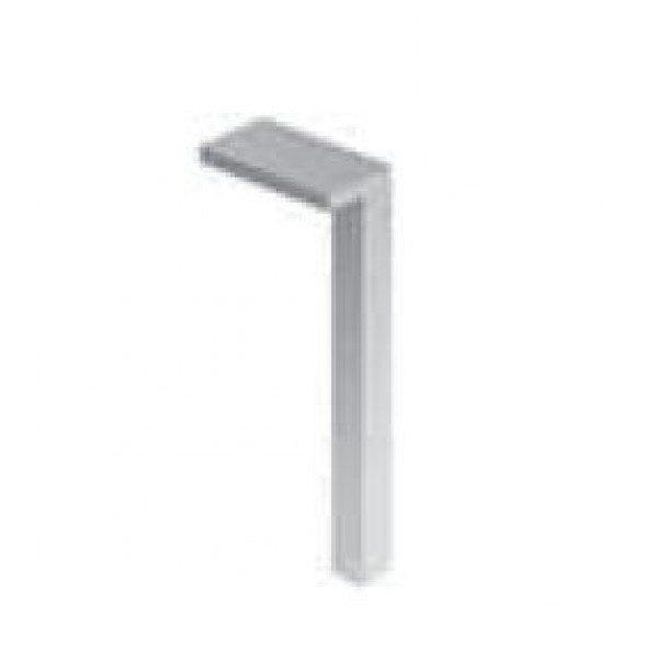 Ножки металлические хромированные Berloni Bagno XAPD8, для мебели BERLONI BAGNO