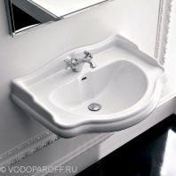 Раковина для ванной на 69 см Kerasan RETRO 1046