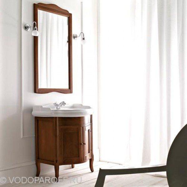 Комплект мебели для ванной Kerasan RETRO 7349+7313+1047 (цвет орех)