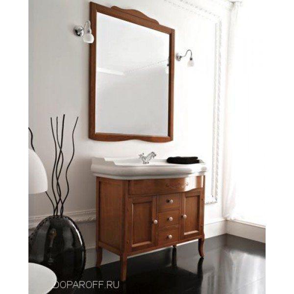 Комплект мебели для ванной Kerasan RETRO 7347+7345+1050 (цвет орех)