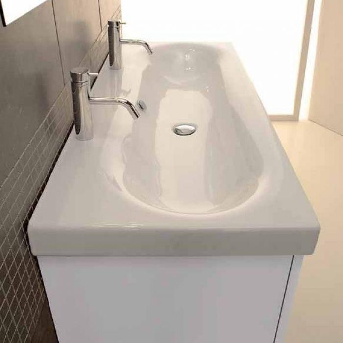 Тумба для ванной комнаты Berloni Bagno SQUARED SQ BS08 (покраска лак)