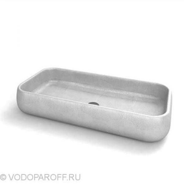 Раковина накладная для ванной на 80 см CIELO Jungle SHLAA80X (цвет iguana ice)