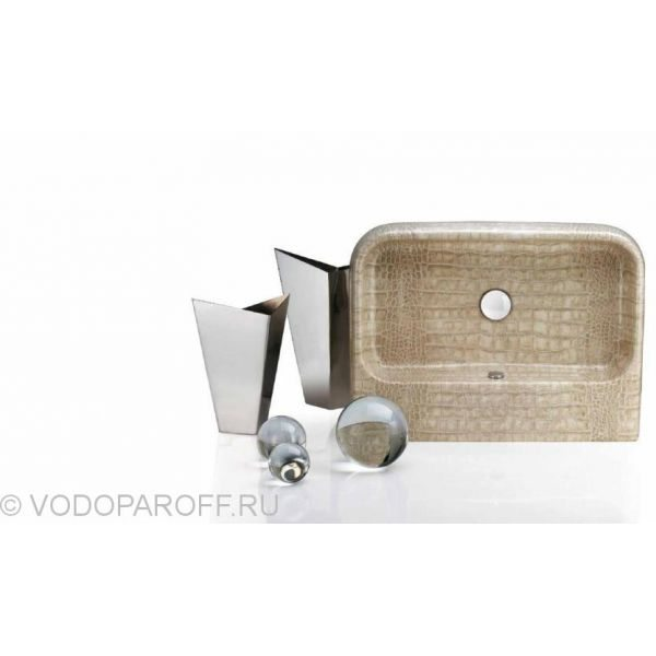 Раковина для ванной на 66 см CIELO Jungle SHLAS66X (цвет coco vintage)