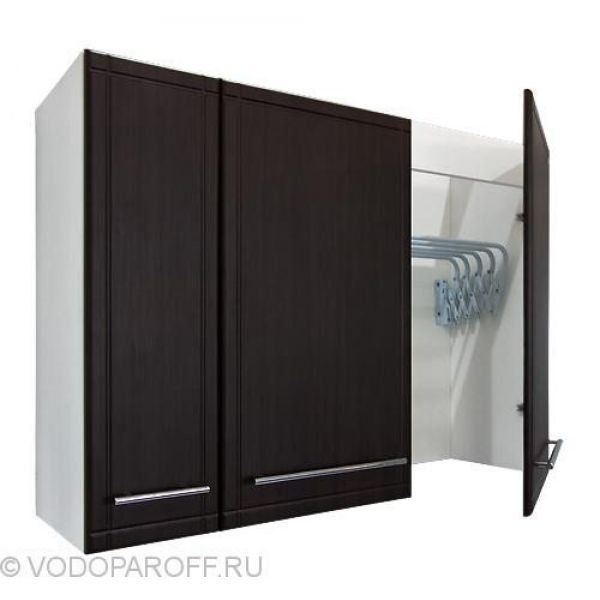 Шкаф с сушилкой для белья 1300 Белый