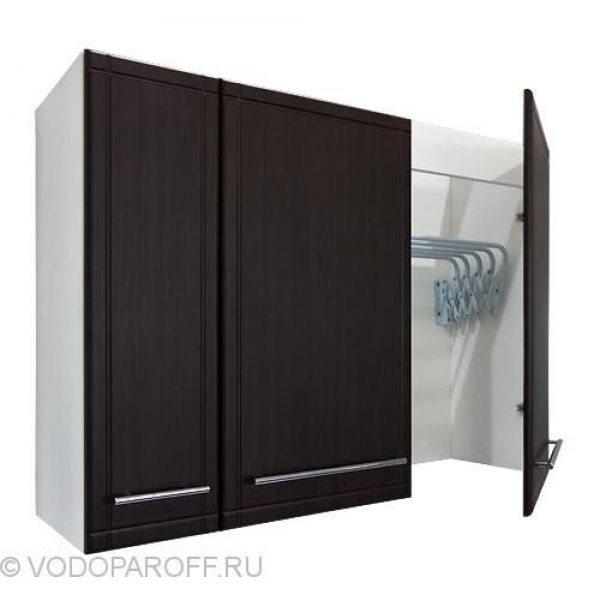 Шкаф с сушилкой для белья 1100