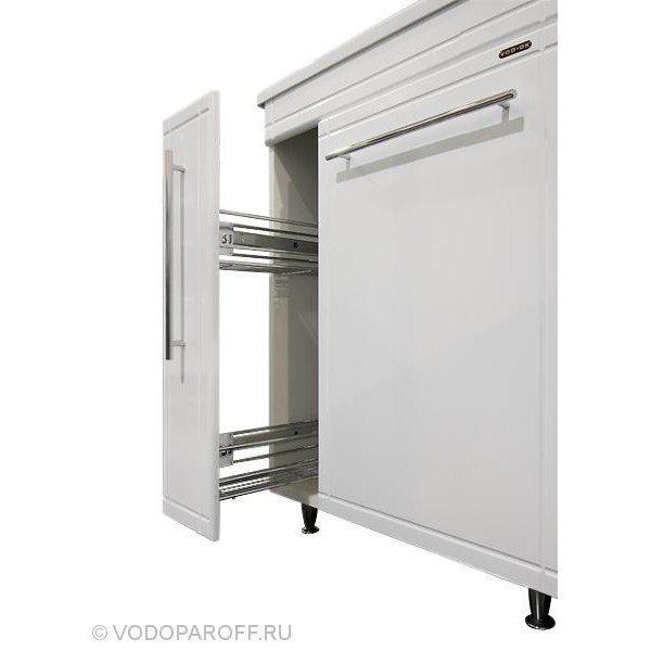 мебель для постирочной 1300 белый комплект
