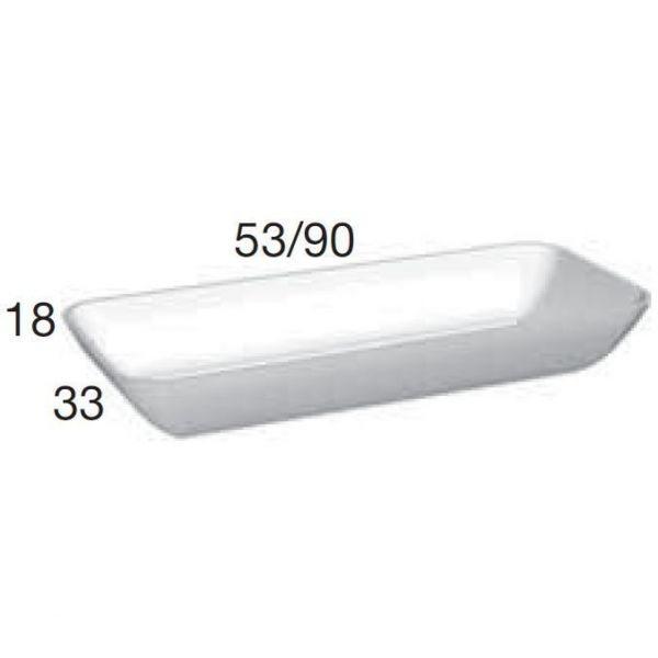 Комплект мебели для ванной комнаты Berloni Bagno SQUARED BS11 SQ403 TDF1080D (отделка шпон, цвет венге 405)