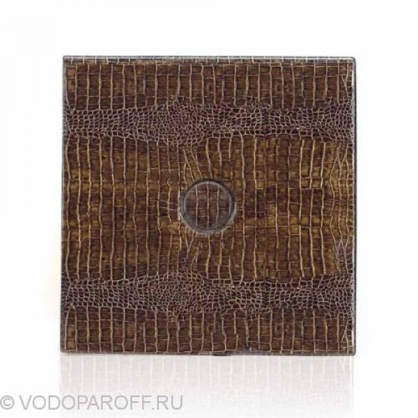 Душевой поддон 90 см на 90 см CIELO Jungle PD59090X (цвет dundee)