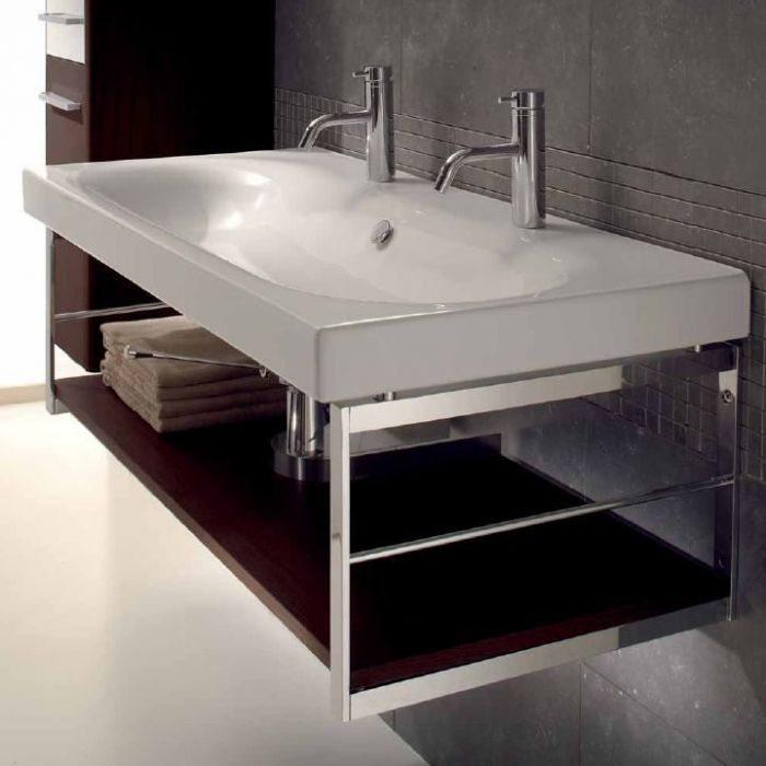 Комплект мебели для ванной комнаты Berloni Bagno SQUARED
