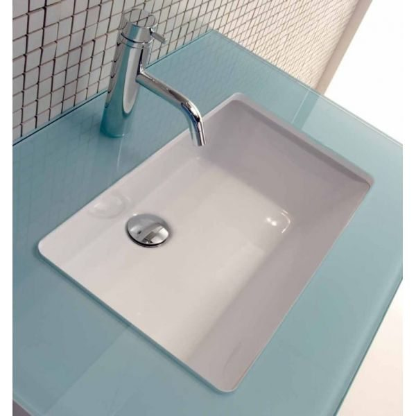Комплект мебели для ванной комнаты Berloni Bagno SQUARED BS06 SN02 TDF0730M