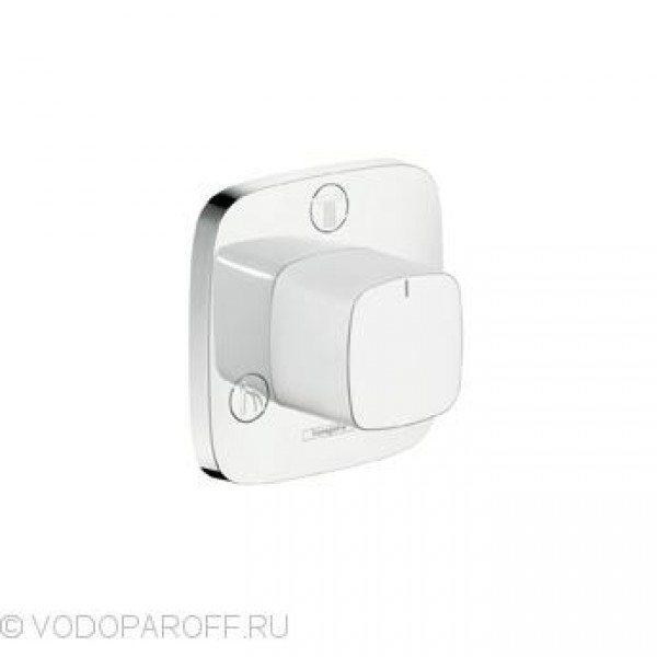 Запорный и переключающий вентиль hansgrohe PuraVida 15937
