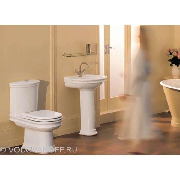 Раковина для ванной CEZARES Opera на 50 см с колонной