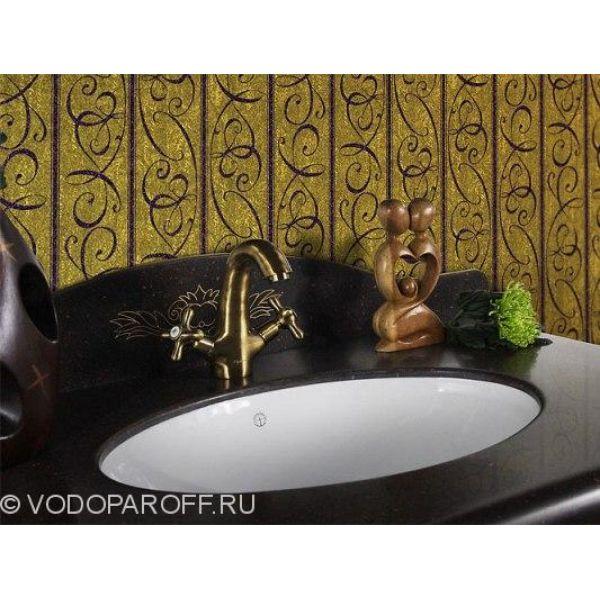 Анжелика 90 F-2 комплект мебели для ванной комнаты