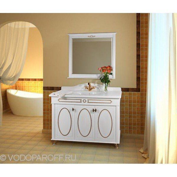 Анжелика 100 F-1 комплект мебели для ванной комнаты