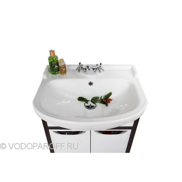 Комплект мебели для ванной Клаудия 55