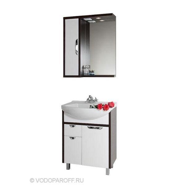 Комплект мебели для ванной Клаудия 65