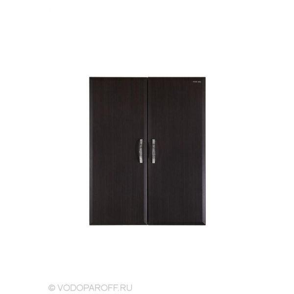 Шкаф для ванной 60 (цвет венге)
