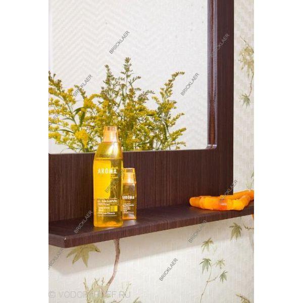 Комплект мебели для ванных бриклаер МАЛЬТА 55 ваниль