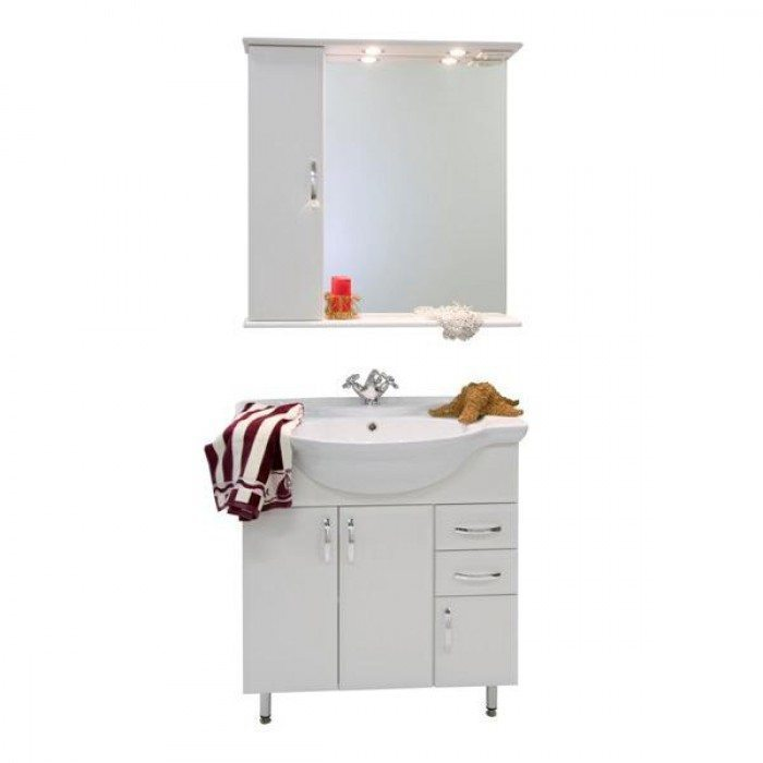 Продажа Комплект мебели для ванной комнаты Колумбия 75
