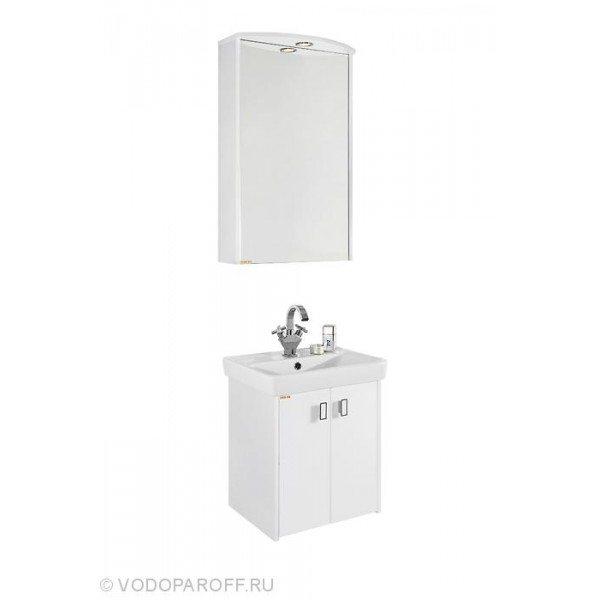 Комплект мебели МОНА 55 Белый