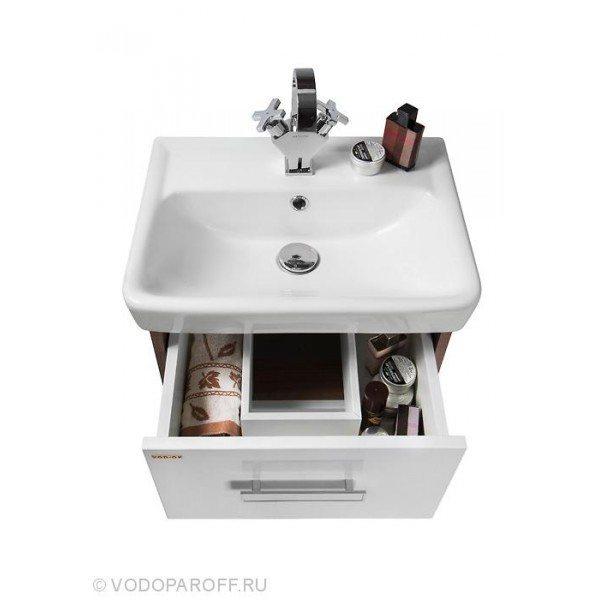 Тумба с раковиной для ванной комнаты МОНА 60