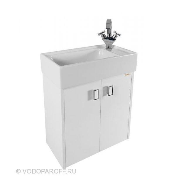 Комплект для ванной ТВИСТ 50 Белый