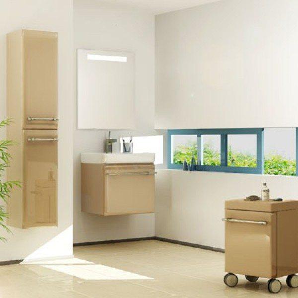 Комплект мебели для ванной комнаты NOVITA Q6