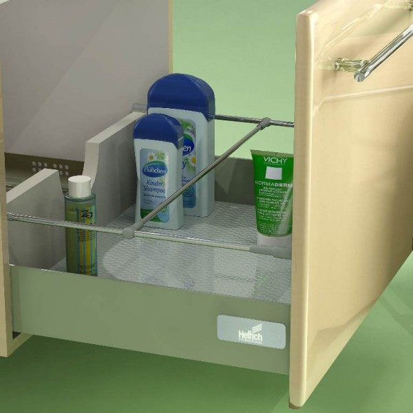 Тумба подвесная NOVITA Q6 для ванной с раковиной на 60 см