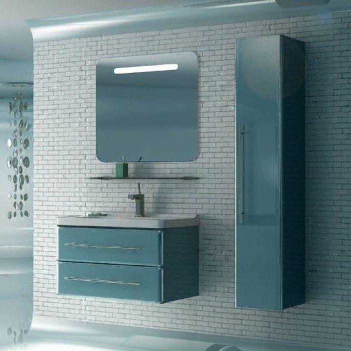 Комплект мебели для ванной комнаты NOVITA Q10
