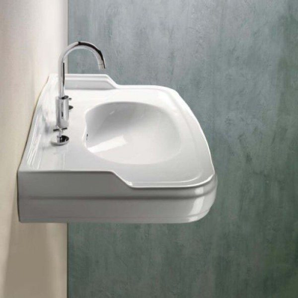 Раковина для ванной на 73 см GSI old antea 563111